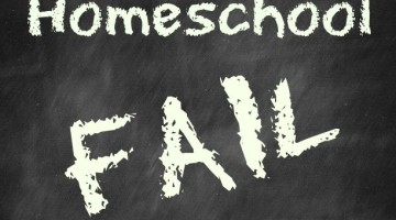 5 Steps to Overcome a Year of Homeschool FAIL