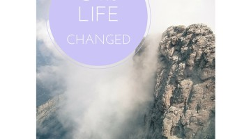 One Life Changed
