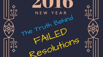 The Truth Behind Failed Resolutions