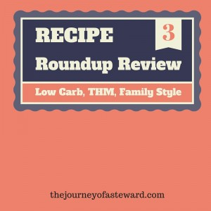 Recipe Roundup Review 3