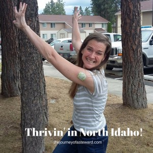 Thrivin' in North Idaho
