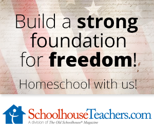 Homeschool with us!