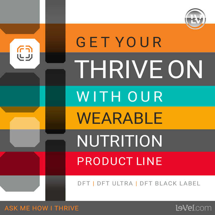 Get Your Thrive On!
