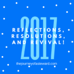 Reflections, Resolutions, and Revival