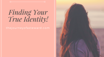 Who Am I? Finding Your True Identity